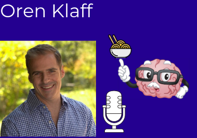 Oren Klaff – Neuroscience for Selling, Negotiating and Pitching Deals