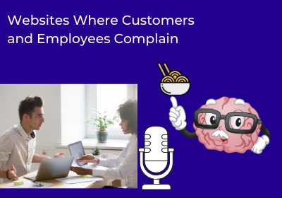 Websites Where Employees and Customers Complain